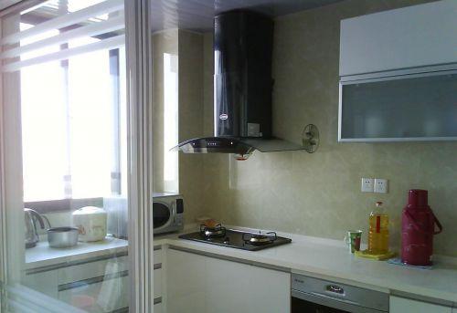 实用简单现代简约风格厨房装修效果图