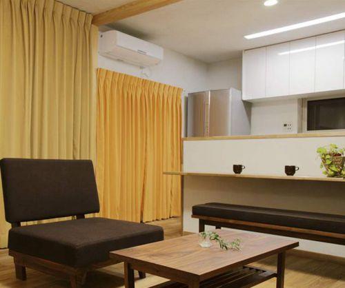简易韩式风格客厅装修效果图