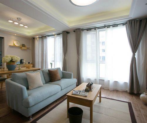 典雅别致客厅装修韩式风格设计图片