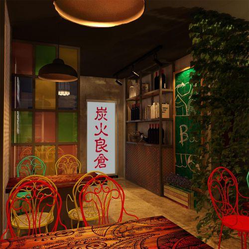 韩式风格一居室客厅吊顶装修效果图欣赏