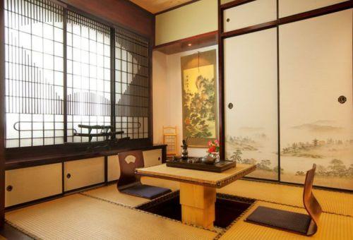 韩式风格三居室客厅隔断装修效果图欣赏