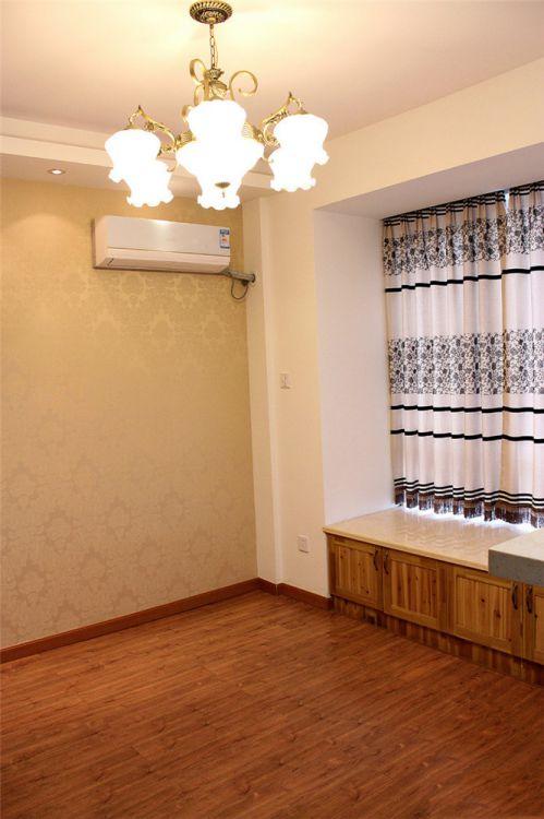 韩式风格二居室客厅灯具装修图片