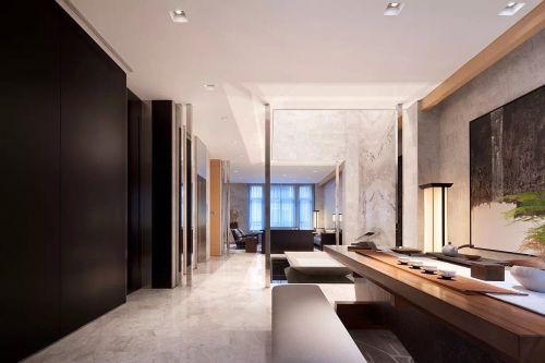 中式风格五居室厨房瓷砖装修图片