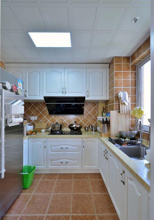 欧式风格厨房吊顶效果图欣赏