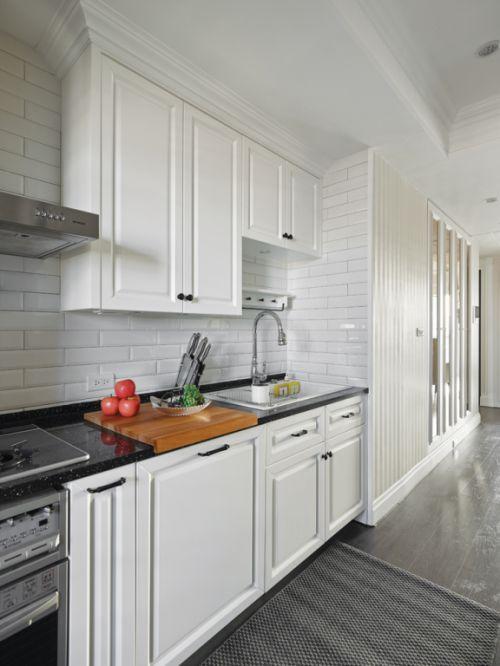 时尚欧式风格厨房装修效果图