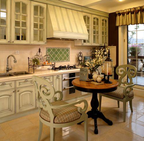 欧式田园其它厨房装修效果图