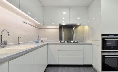 欧式风格二居室厨房装修效果图欣赏