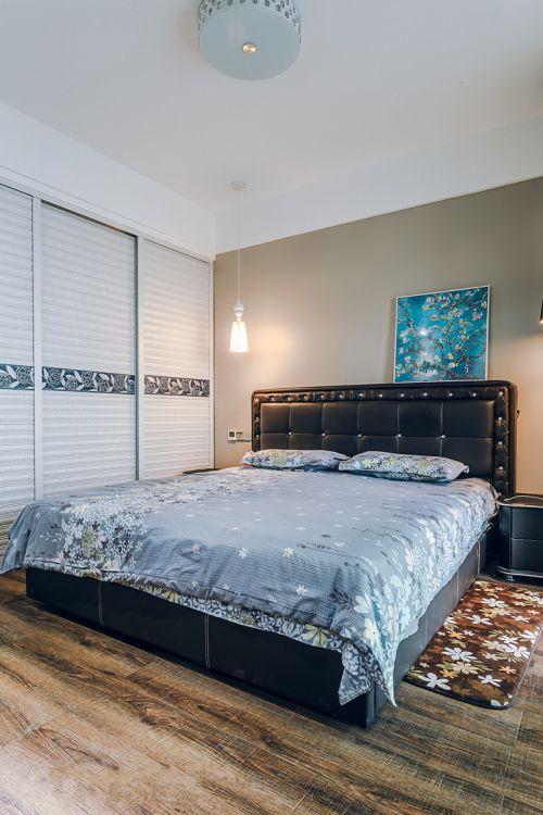 时尚现代风格三居室卧室效果图大全