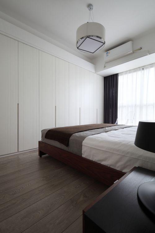 时尚现代风格三居室卧室吊顶效果图欣赏
