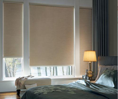 现代流行简约风格淡雅卧室装修效果图
