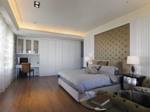 时尚现代风格卧室衣柜效果图欣赏