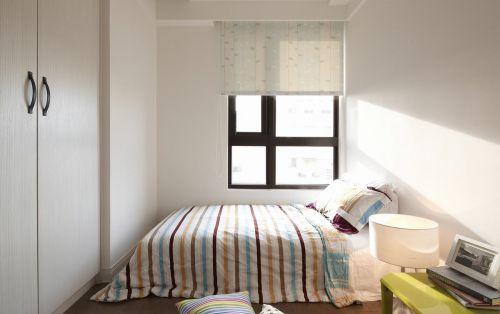 60平米小户型老房现代简约卧室装修效果图