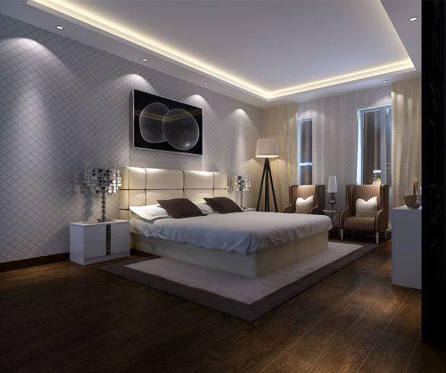 现代简约五居室卧室衣柜装修效果图大全