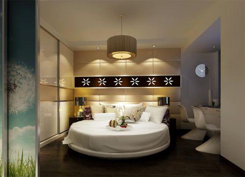 现代简约五居室卧室装修图片欣赏