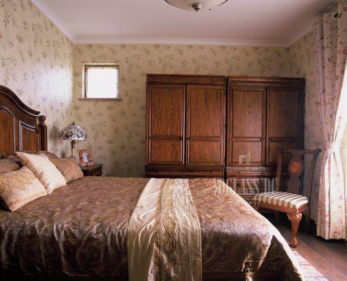 现代简约别墅卧室装修效果图欣赏