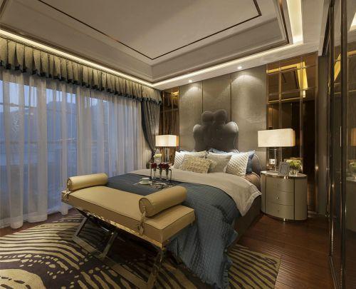 现代简约六居室卧室装修图片欣赏