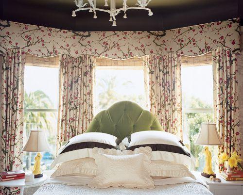 春意盎然卧室装修效果图