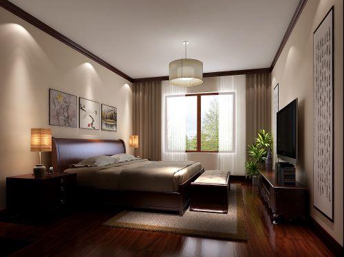 简欧风格四居室卧室装修效果图欣赏