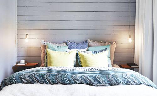 实用卧室简欧风格装修效果图
