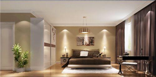 简欧风格三居室卧室衣柜装修效果图欣赏