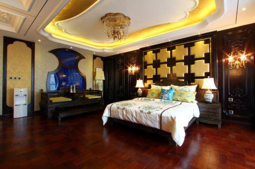 中式风格其它卧室吊顶装修效果图欣赏