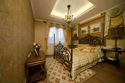 古典欧式风格五居室卧室装修效果图