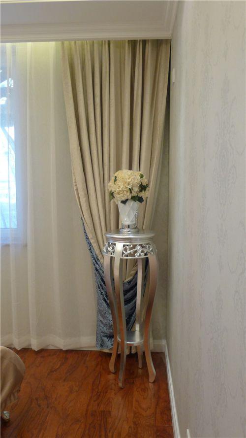 新古典欧式三居室卧室装修效果图欣赏