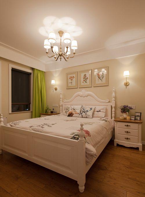 欧式风格卧室灯具效果图欣赏