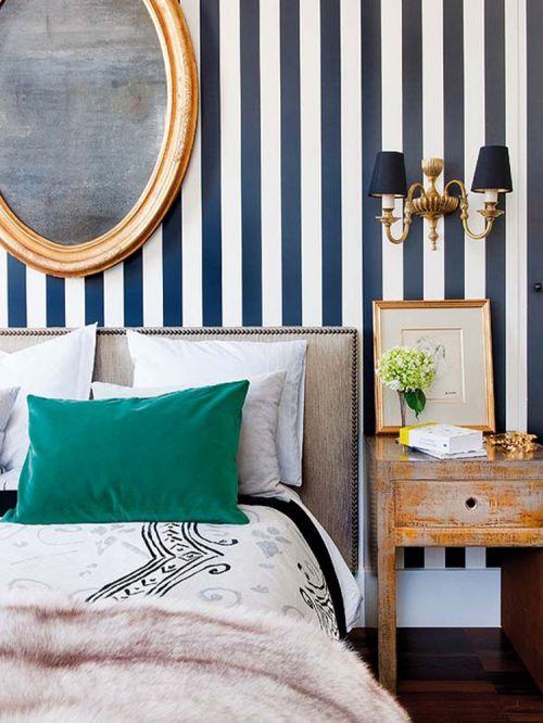 创意欧式风格卧室装修实景图