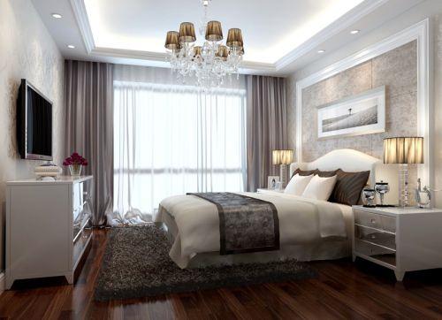欧式四居室卧室装修图片