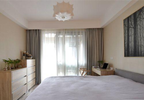 温馨浪漫欧式卧室装修实景图欣赏