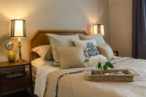 高档欧式风格浪漫奢华卧室装修效果图