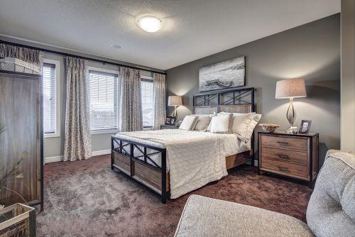 浪漫奢华卧室装修效果图质感欧式风格