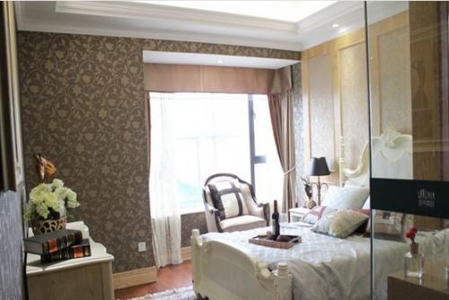 欧式二居室卧室装修效果图大全
