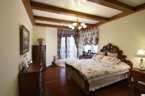 欧式风格别墅卧室装修效果图大全