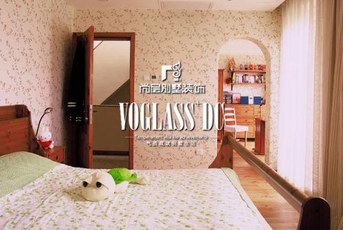 田园风格六居室卧室装修效果图欣赏