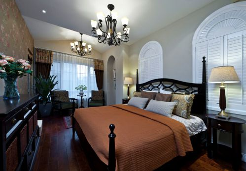 地中海风格其它卧室吊顶装修效果图大全