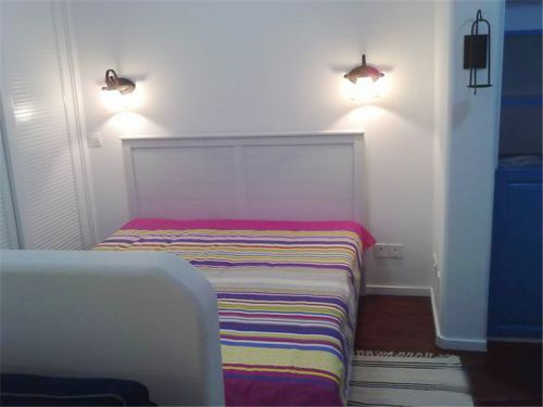 地中海风格二居室卧室灯具装修效果图欣赏