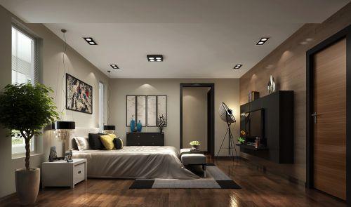 地中海风格五居室卧室装修效果图欣赏