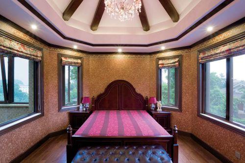 地中海风格四居室卧室装修图片欣赏