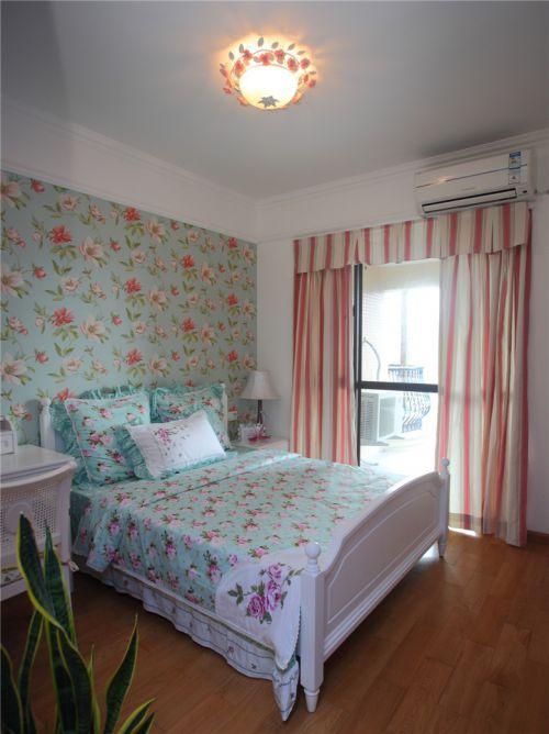 地中海混搭三居室卧室装修效果图欣赏