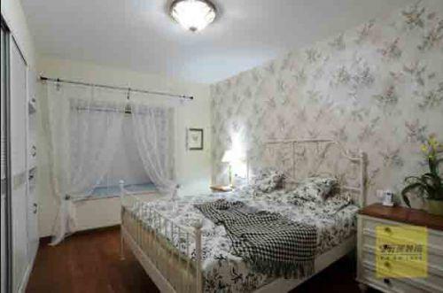 地中海风格一居室卧室装修图片欣赏