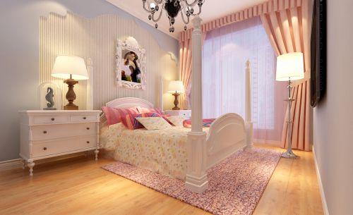 地中海二居室卧室装修效果图欣赏