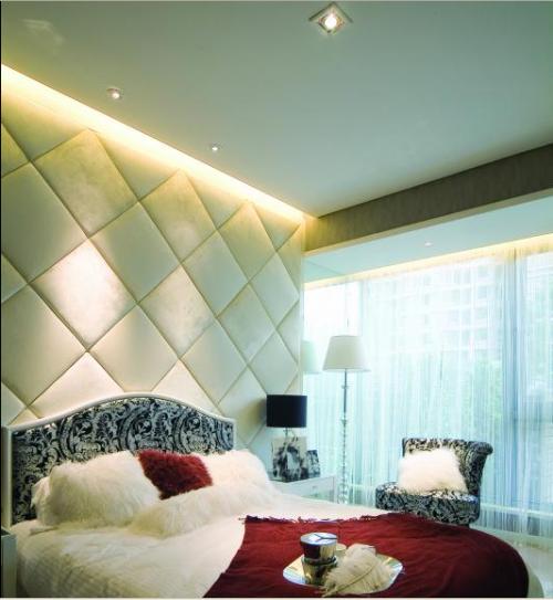 地中海二居室卧室装修图片