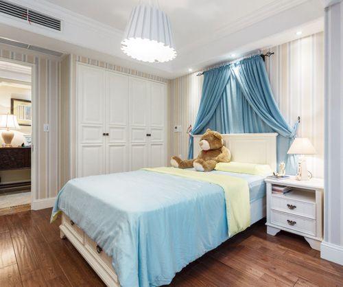 温馨可爱地中海风格儿童卧室装修效果图