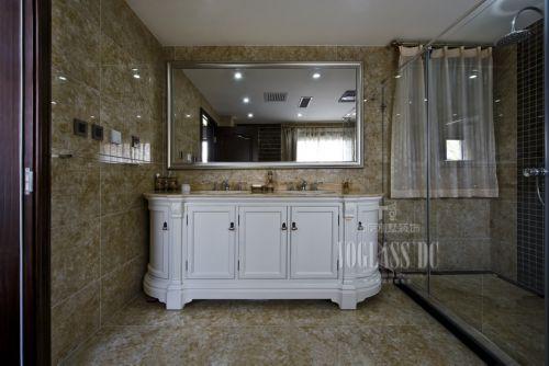 现代简约别墅卫生间装修效果图大全