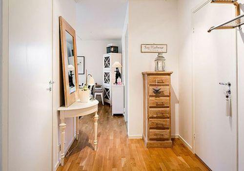 现代简约二居室玄关装修效果图大全