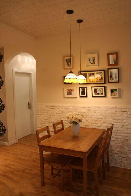 现代简约三居室餐厅榻榻米装修效果图欣赏