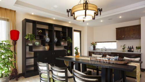 现代简约别墅餐厅装修效果图欣赏
