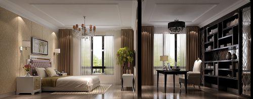 现代简约三居室阳台吊顶装修效果图欣赏